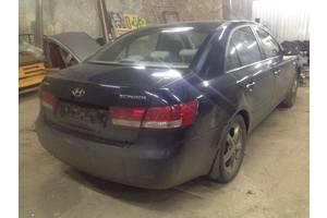 б/у Крышка багажника Hyundai Sonata