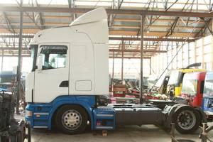 б/у АКПП Scania 114
