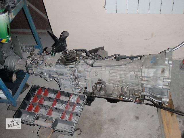 бу Б/у акпп Mitsubishi L 200 в Киеве