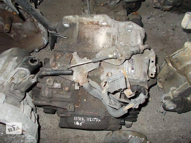купить бу Б/у Коробка передач АКПП Opel Astra 1.6 бензин 60-40LE AF13 в Стрые