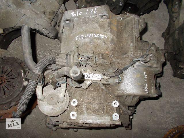 Б/у Коробка передач АКПП Volkswagen Polo 1.4 бензин № CJ7 001 321 105- объявление о продаже  в Стрые