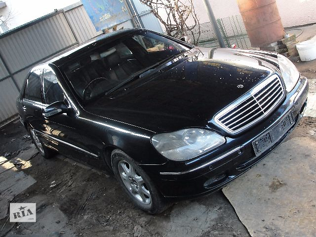 бу Б/у карданный вал для легкового авто Mercedes S-Class ДЕШЕВО В НАЛИЧИИ!!!! в Львове