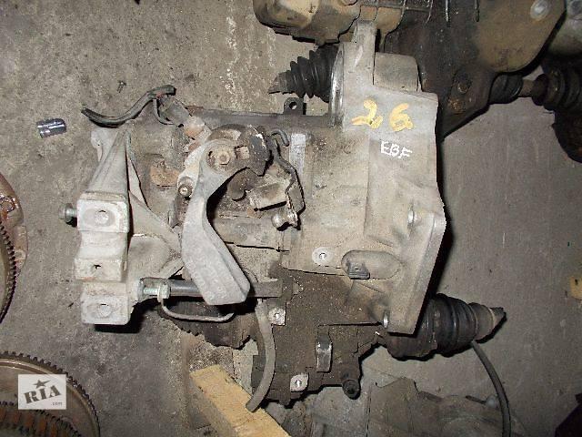 продам Б/у Коробка передач КПП Audi A3 1.9 tdi № EBF, DEA, DQY, EWT бу в Стрые