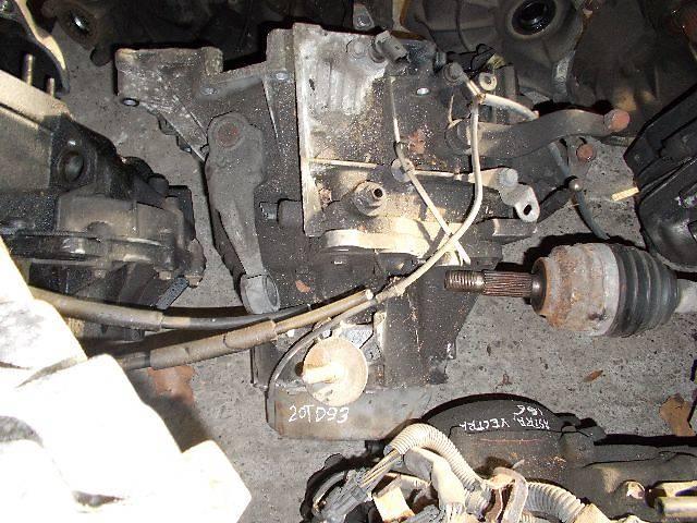 продам Б/у Коробка передач КПП Citroen Xsara 1.8 бензин № 20TD93 бу в Стрые