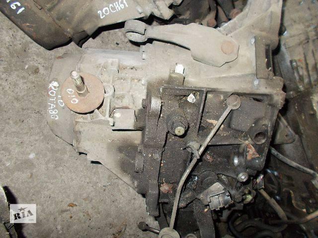 продам Б/у Коробка передач КПП Citroen ZX 1.8 d № 20TA86 бу в Стрые