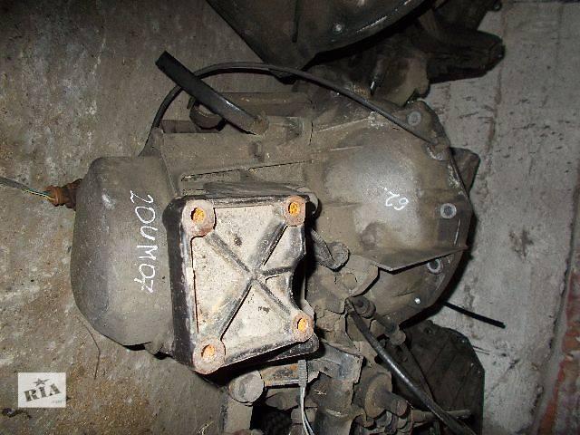 продам Б/у Коробка передач КПП Fiat Ducato 2.0 бензин № 20UM07 бу в Стрые