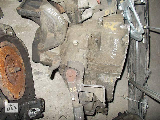 бу Б/у Коробка передач КПП Fiat Ducato 2.8 td № 20KM57 в Стрые