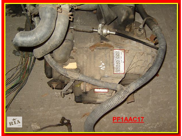 бу Б/у Коробка передач КПП Opel Movano 2.5 2.8 D TDI 1998-2003 № PF1AA017 в Стрые