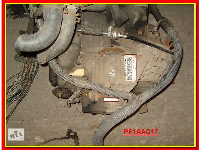 Б/у Коробка передач КПП Renault Master 2.5 2.8 D TDI 1998-2003 № PF1AA017- объявление о продаже  в Стрые