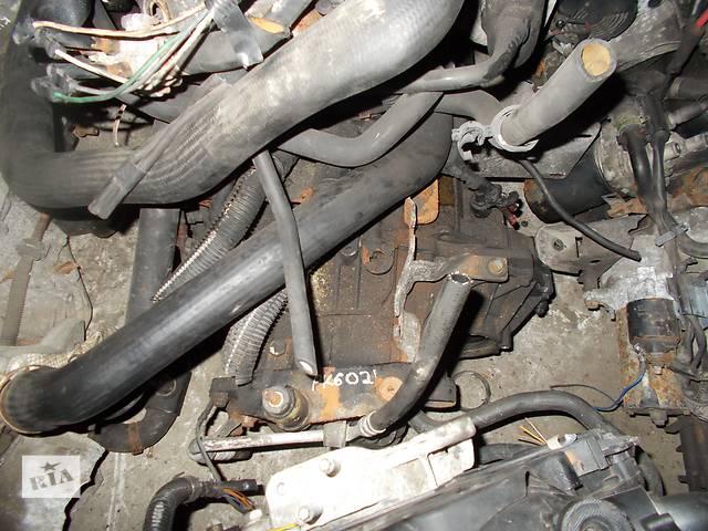 купить бу Б/у Коробка передач КПП Renault Trafic 1.9 dci № PK6018 PK6021 6-ти ступка в Стрые