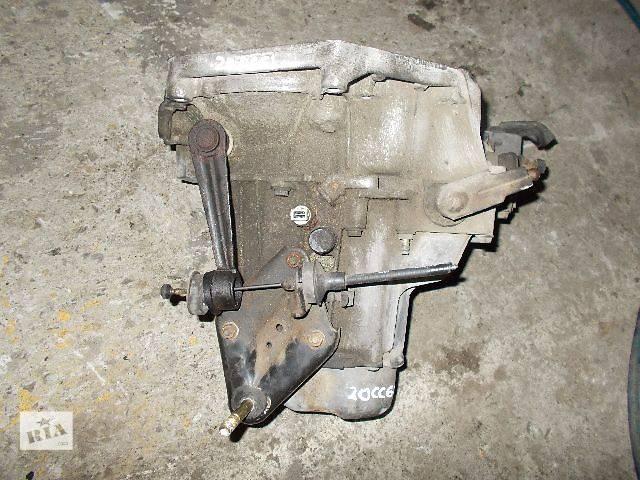 Б/у Коробка передач КПП Citroen Saxo 1.4 бензин № 20CC61 1996-2003- объявление о продаже  в Стрые