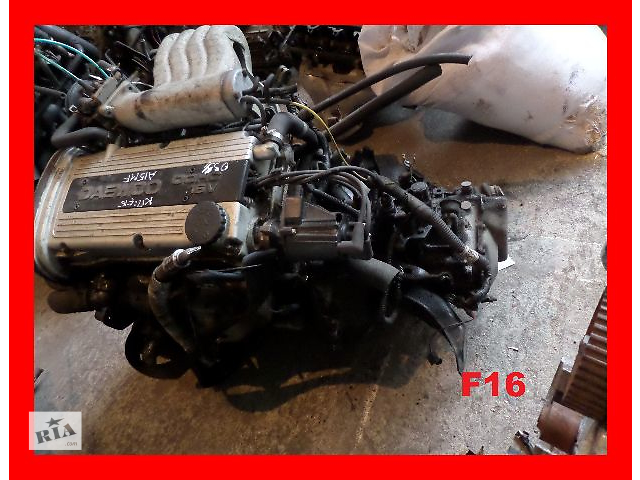 купить бу Б/у Коробка передач КПП Daewoo Espero 1.5 бензин 16V F16 в Стрые