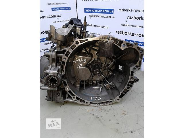 бу б/у АКПП и КПП МКПП 20MB12 Fiat Scudo 2.0HDI 07-16г Expert, Jumpy в Ровно