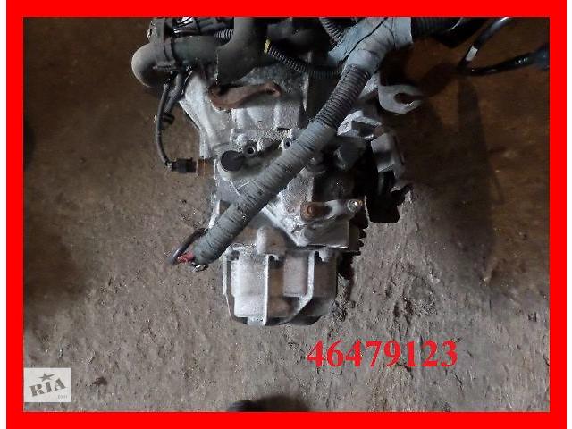 купить бу Б/у Коробка передач КПП Fiat Stilo 1.2 бензин 16V в Стрые