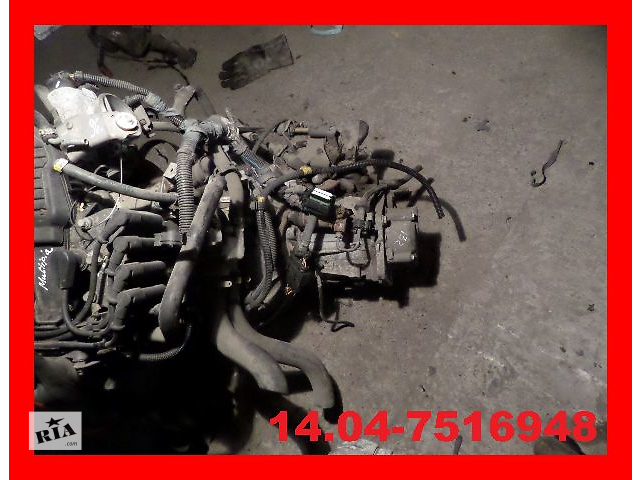бу Б/у Коробка передач КПП Fiat Stilo 1.6 бензин 16V в Стрые