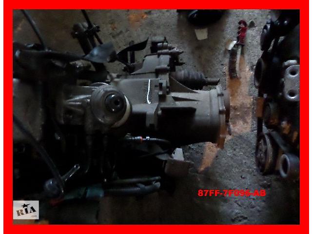 Б/у Коробка передач КПП Ford Escort 1.8 d- объявление о продаже  в Стрые