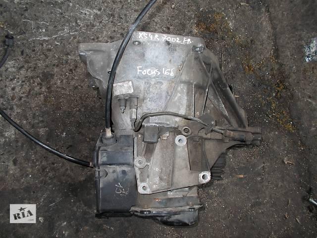 продам Б/у АКПП и КПП КПП Легковой Ford Focus 1.6 16V бензин № XS4R 7002 FB бу в Стрые