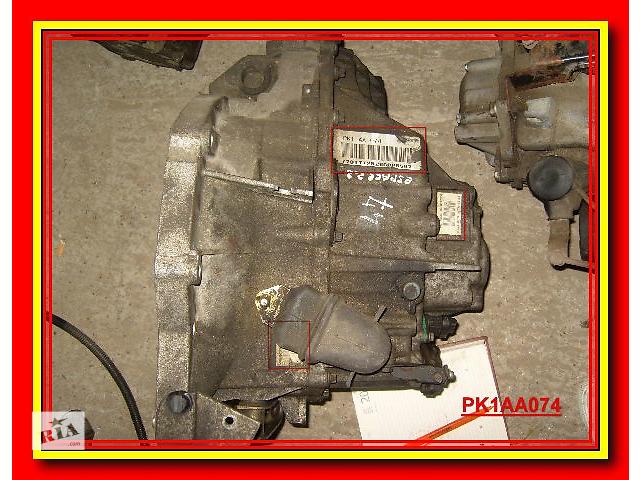 бу Б/у Коробка передач КПП Renault Laguna 2.2 D TD DT № PK1AA074 PK1AA064 PK1AA037 в Стрые