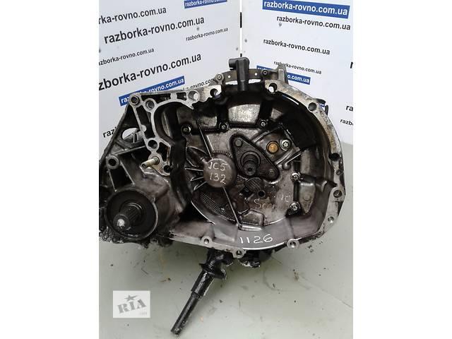 купить бу б/у АКПП и КПП МКПП JC5 132 Renault Scenic 1999-2007 JC5132 в Ровно