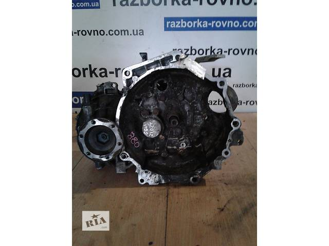 продам б/у АКПП и КПП МКПП  GGV24024 Volkswagen Polo 2001 1.4tdi GGV24024 по запчастям бу в Ровно