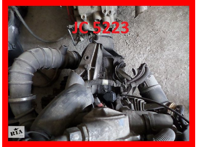 продам Б/у Коробка передач КПП Volvo 440 1.9 TD № JC5223 бу в Стрые