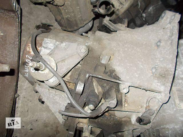 бу Б/у Коробка передач КПП Peugeot 307 2.0 бензин № 20DM74 в Стрые