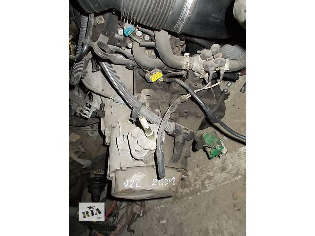 продам Б/у Коробка передач КПП Peugeot 307 2.0 hdi № 20M19 бу в Стрые