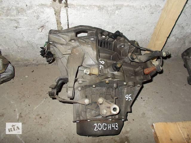 Б/у Коробка передач КПП Peugeot 406 1.9 td № 20CH43- объявление о продаже  в Стрые