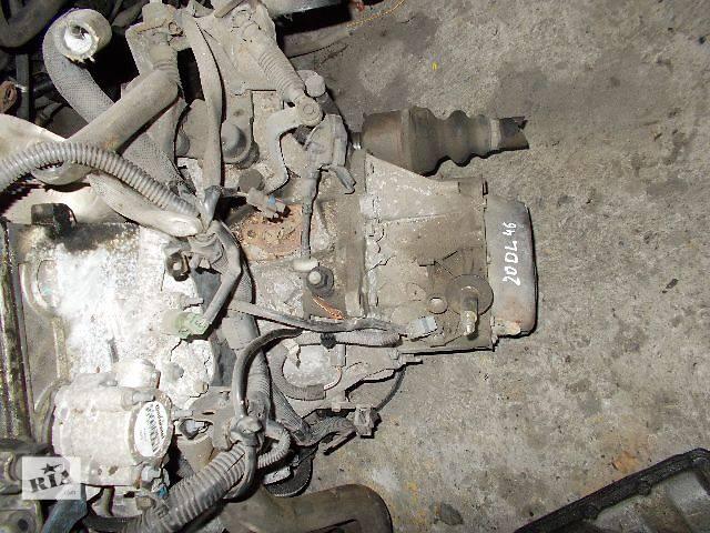 купить бу Б/у Коробка передач КПП Peugeot 406 2.0 hpi № 20DL46 в Стрые
