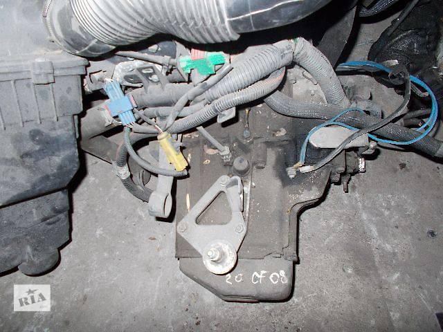Б/у Коробка передач КПП Peugeot Partner 1.1, 1.4, 1.6 бензин № 20CF08- объявление о продаже  в Стрые