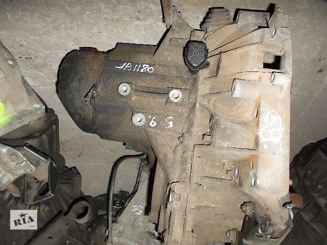 бу Б/у Коробка передач КПП Renault Clio 1.9 d, dti № JB1180, JB1906 в Стрые