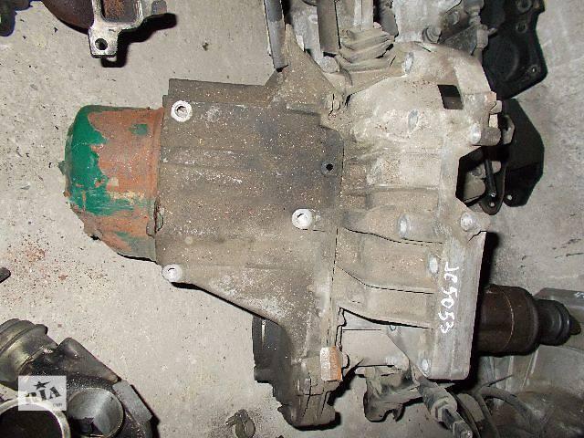 Б/у Коробка передач КПП Renault Megane 2.0 бензин № JC5053, JC5086- объявление о продаже  в Стрые