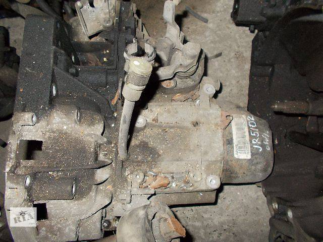 продам Б/у Коробка передач КПП Renault Scenic 1.5 dci № JR5102 бу в Стрые