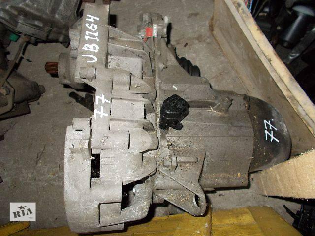Б/у Коробка передач КПП Renault Scenic 1.6 бензин № JB1164, JB1197, JB3145, JB3953- объявление о продаже  в Стрые