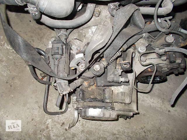 Б/у Коробка передач КПП Skoda Octavia 1.8, 2.0 бензин № EGU- объявление о продаже  в Стрые