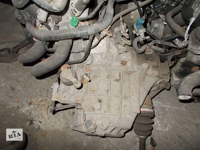 купить бу Б/у Коробка передач КПП Toyota Yaris 1.0 бензин в Стрые