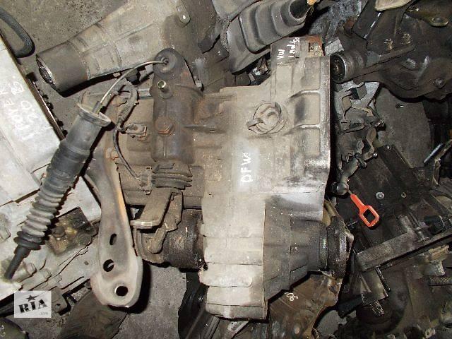 продам Б/у Коробка передач КПП Volkswagen Caddy 1.9 d, sdi № DFW бу в Стрые