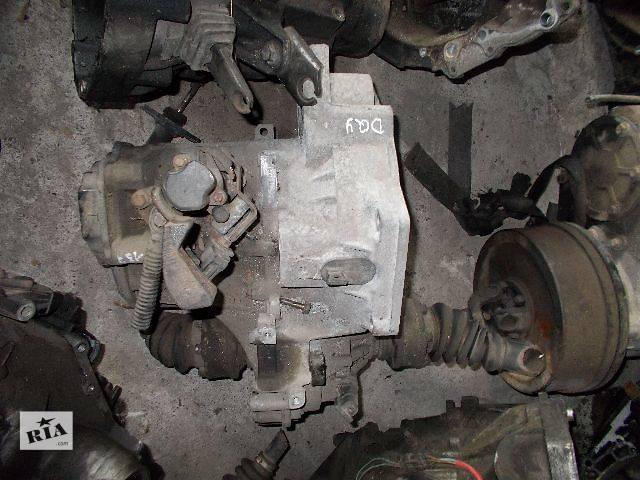 Б/у Коробка передач КПП Volkswagen Jetta 1.9 tdi № DQY- объявление о продаже  в Стрые