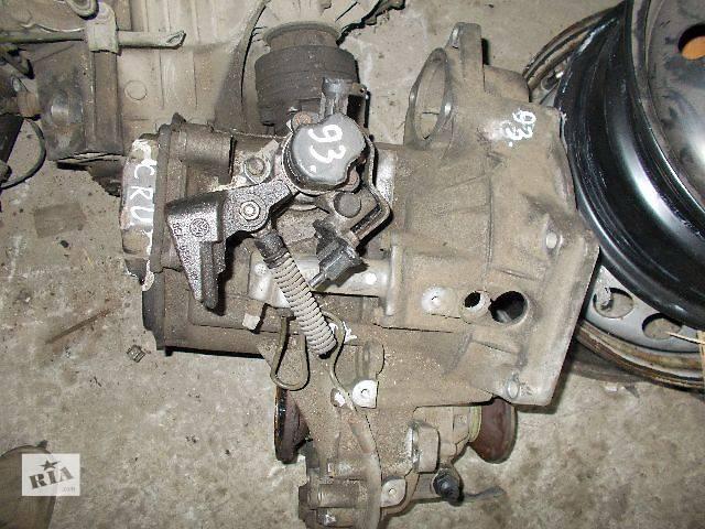 продам Б/у АКПП и КПП КПП Volkswagen Passat B3 1.6, 1.8, 2.0 бензин № CRU бу в Стрые