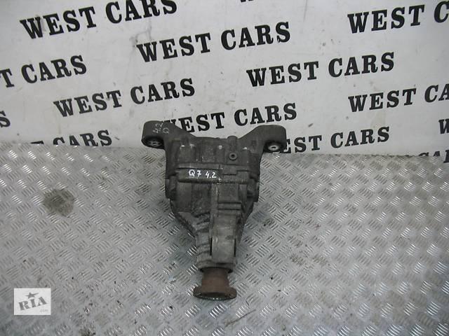 продам б/у АКПП и КПП Редуктор задней/передней балки/моста Легковой Audi Q7 бу в Луцке
