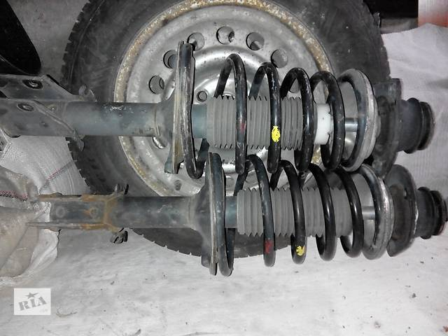 продам Б/у амортизатор передний , пружина, стойки взборе для Fiat Doblo из Европи бу в Хмельницком