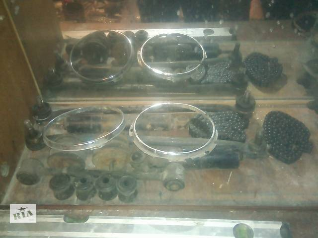 бу Б/у амортизатор,тяга,резинки для тяг,рулеви наконечники средни в Кременчуге
