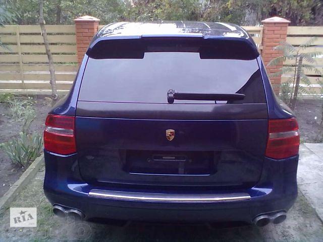 Редуктора ,карданы задний подрамник  Porsche Cayenne Turbo 2008- объявление о продаже  в Киеве