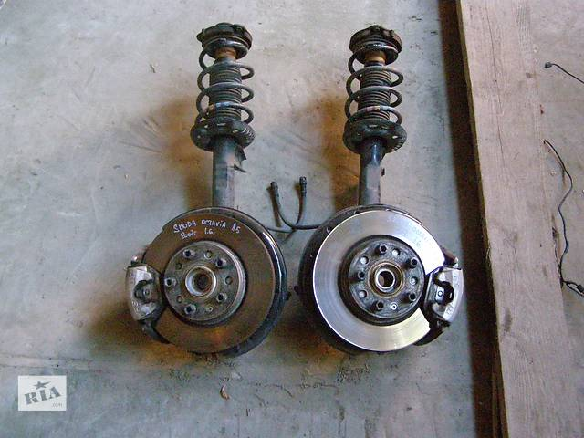 купить бу Б/у амортизатор задний/передний для легкового авто Skoda Octavia A5 1.6i в Новой Каховке