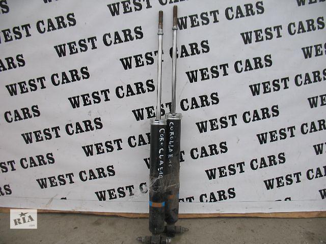 купить бу Б/у амортизатор задний/передний для легкового авто Toyota Corolla 2012 в Луцке