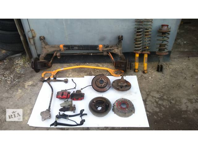 бу Б/у амортизатор задний/передний для легкового авто ВАЗ 21099 в Полтаве