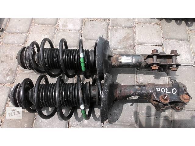 продам Б/у амортизатор задний/передний для легкового авто Volkswagen Polo бу в Яворове