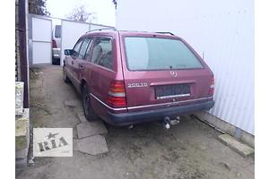б/у Амортизаторы задние/передние Mercedes 124