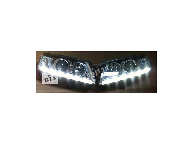 продам Б/у AUDI A6 C6 S6 ПЕРЕДНІ ЛАМПИ ФАРИ LED, BI-XENON ЦЕНА ЗА КОМПЛЕКТ бу в Львове