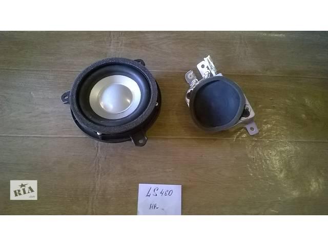 купить бу Б/у аудиооборудование/динамики Mark Levinson для седана Lexus LS 460L 2007г в Николаеве
